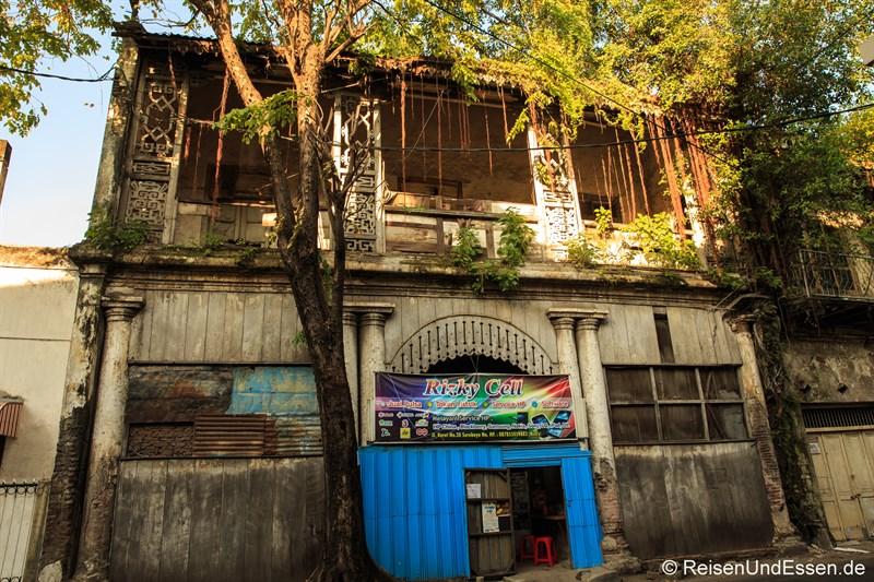 Chinatown in Surabaya