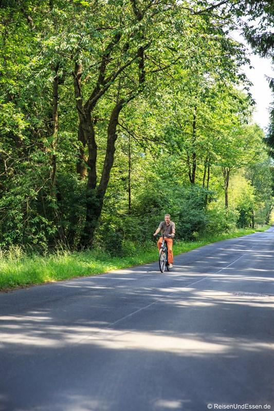 Mit dem E-Bike den Westerwald erkunden