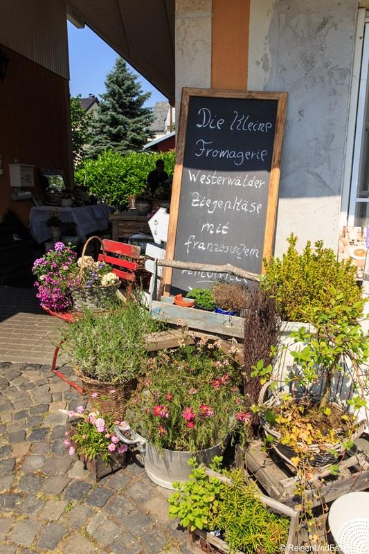 Die kleine Fromagerie in Oberrod