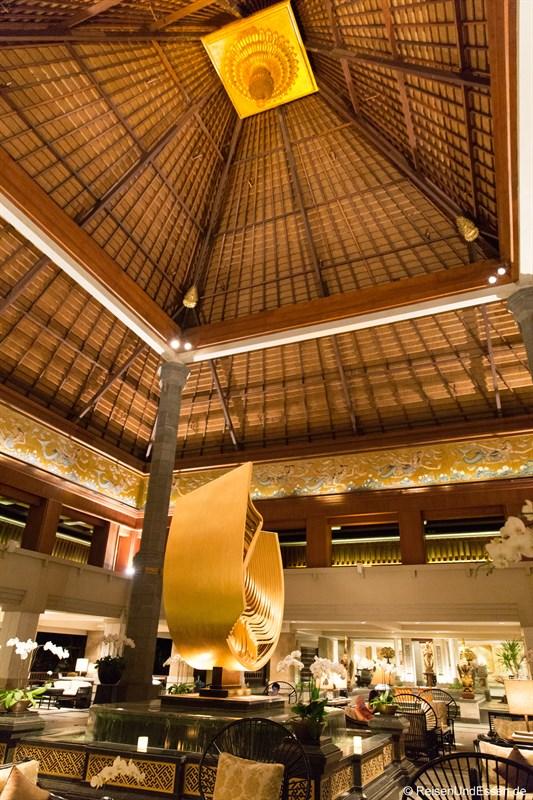 Lobby im InterContinental Resort Bali