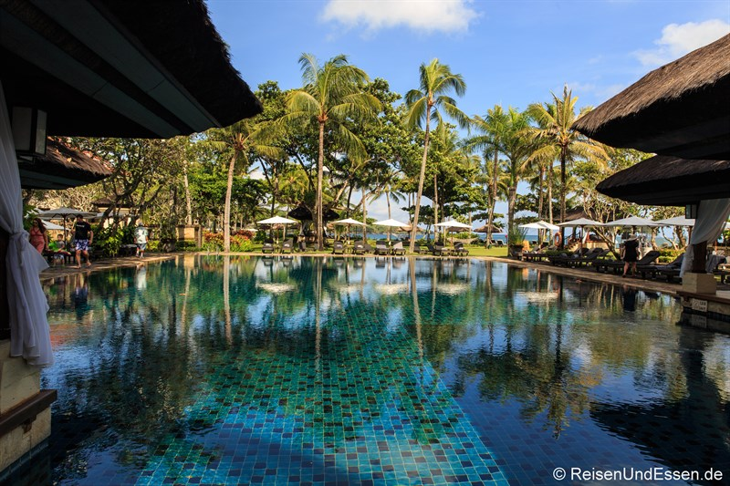 Club Pool im InterContinental Bali Resort