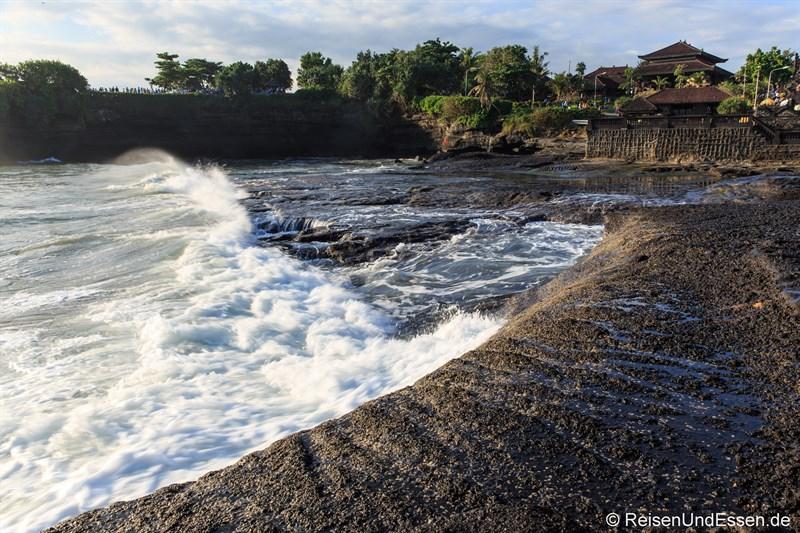 Wellen und Brandung