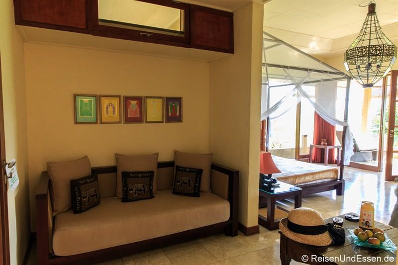 Zimmer im Green Field Hotel Ubud