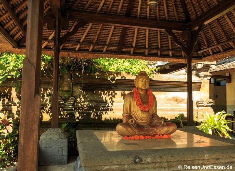 Pura Taman Saraswati in Ubud