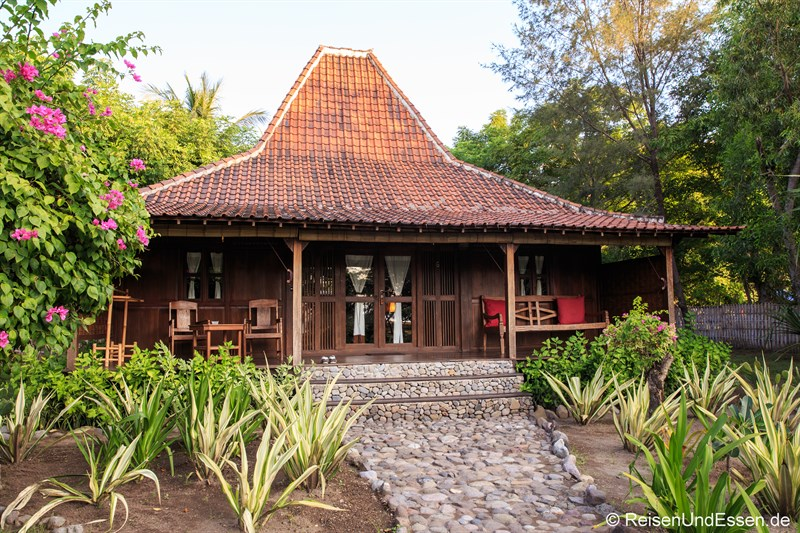 Bungalow im Desa Dunia Beda Resort
