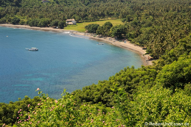 Bucht in Lombok