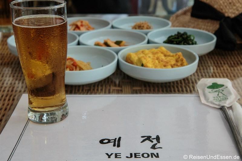 Koreanisches Restaurant Ye Jeon