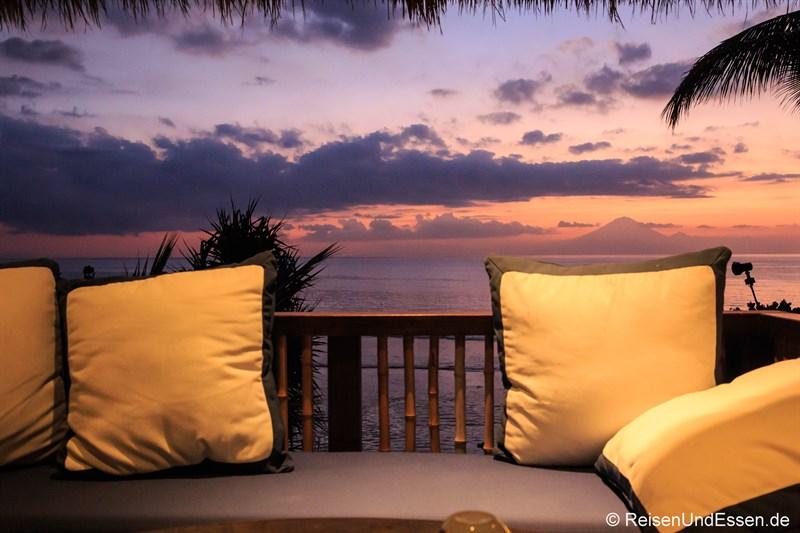 Suite mit Aussicht auf Sonnenuntergang