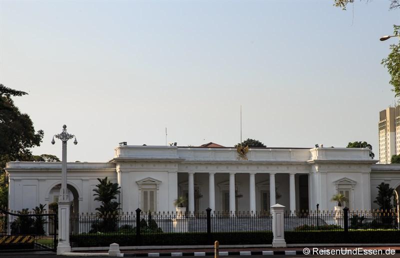 Präsidentenpalast Istana Negara in Jakarta