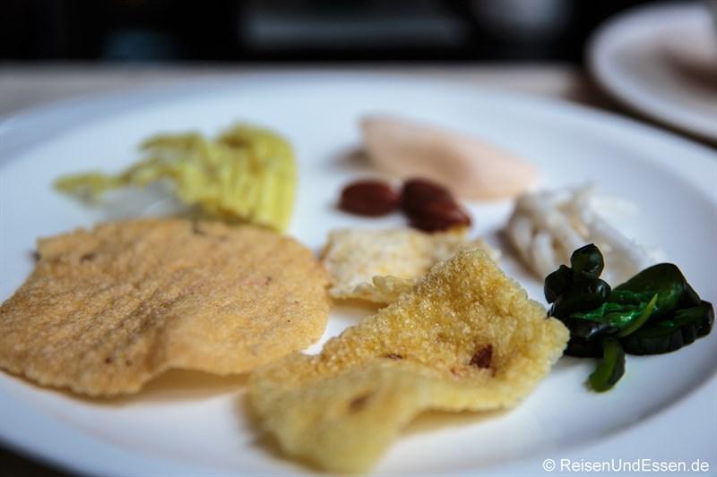 Frühstück im Signatures Restaurant Kempinski