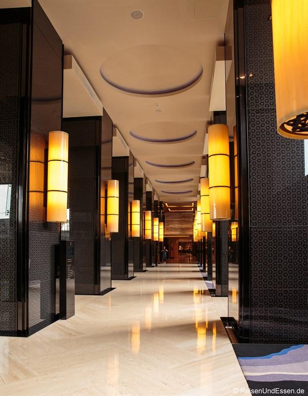 Lobby im Hotel Indonesia Kempinski Jakarta