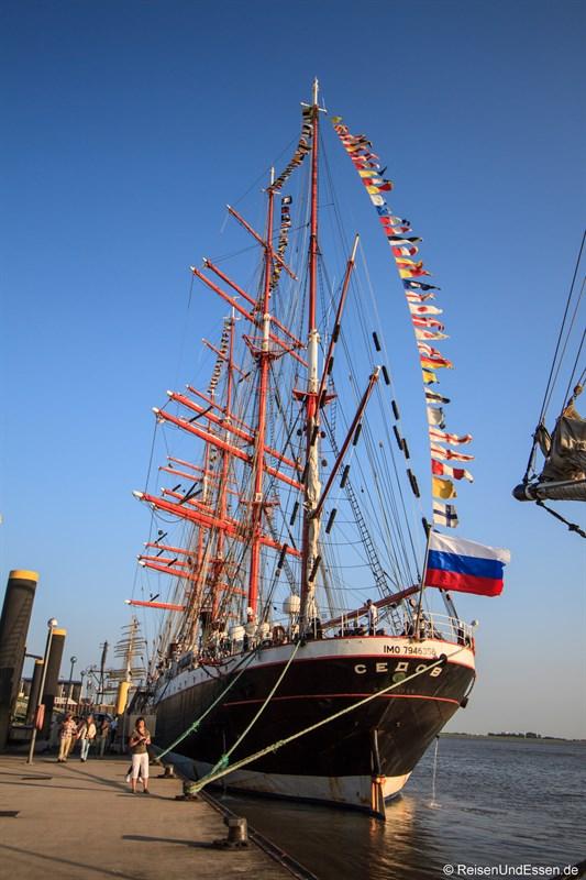 Segelschiff Sedov