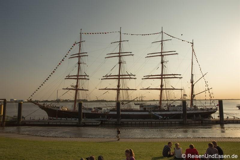 Russisches Segelschiff Sedov