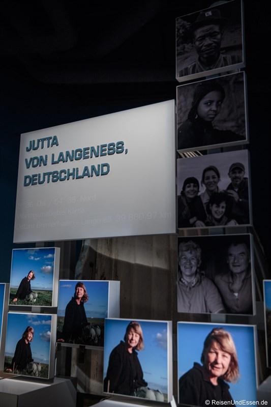 Langeness in Deutschland