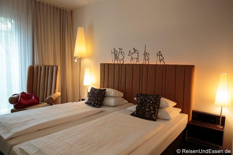 Comfort Zimmer im Arcotel Camino Stuttgart