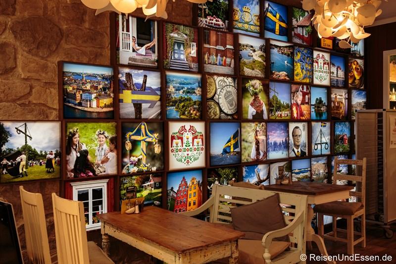 Schwedisches Restaurant im Milaneo