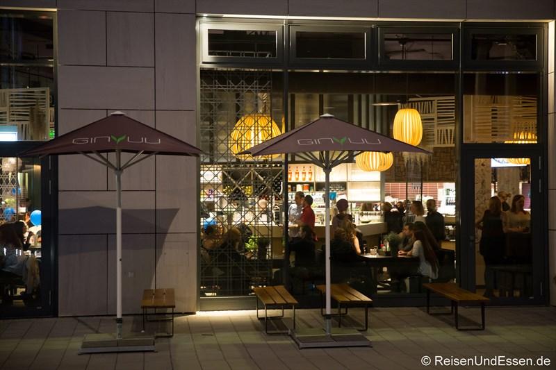 GinYuu im Milaneo am Mailänder Platz