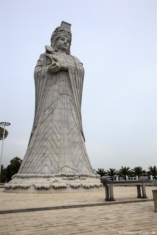 Statue in Xiamen