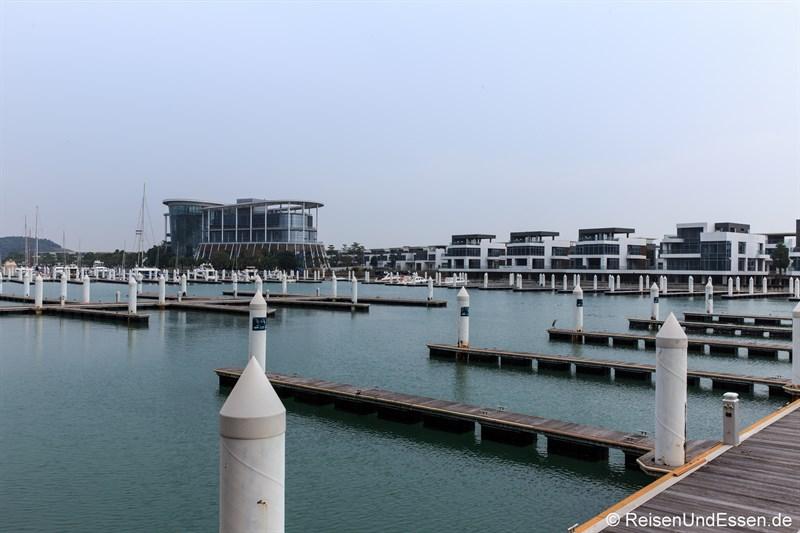 Yachthafen von Xiamen