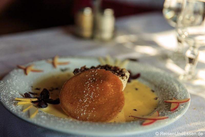 Dessert im Bauernhof Rondeau
