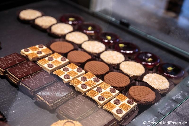 Chocolatier Hirsinger in Arbois