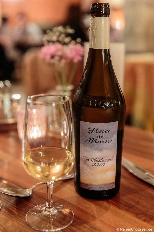"""Cotes du Jura Chardonnay """"Fleur de Marne en Chalasse"""""""