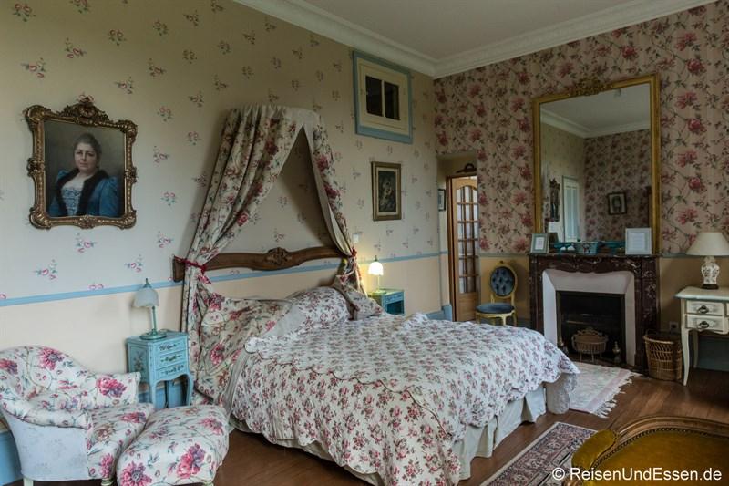 Junior-Suite Renaissance im Chateau de la Presle