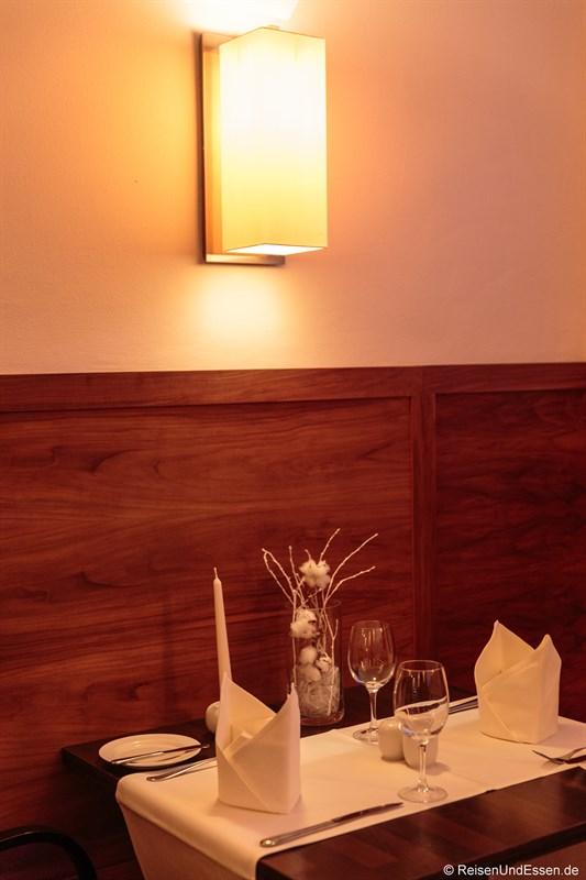 Restaurant Salieri im Arcotel Castellani
