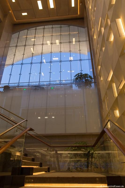 Lobby im Sunrise Hotel Kempinski Peking
