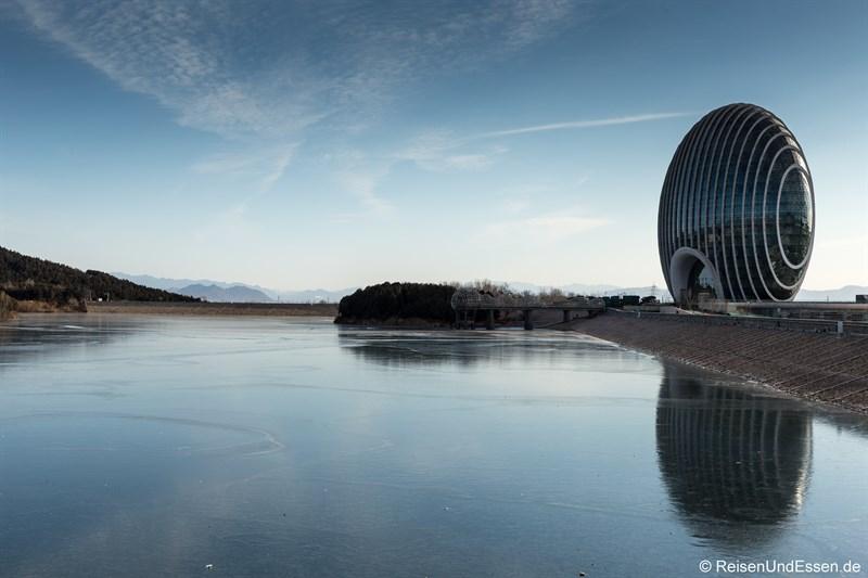 Sunrise Kempinski Hotel Beijing und Yanqi Lake