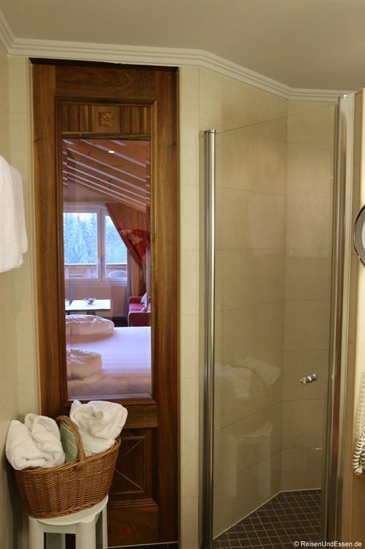 Bad im Doppelzimmer Royal