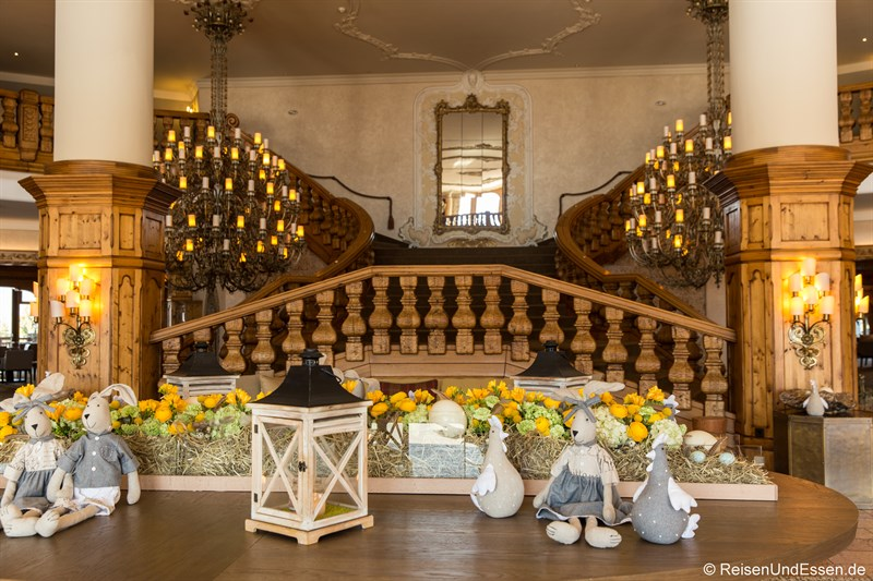 Ostern im Interalpen-Hotel Tyrol