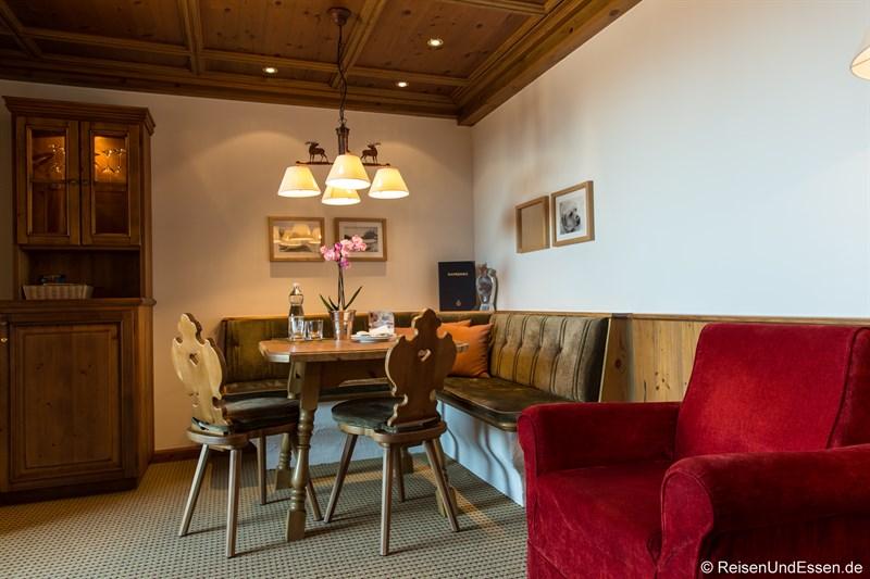 Tiroler Zimmer im Interalpen-Hotel Tyrol
