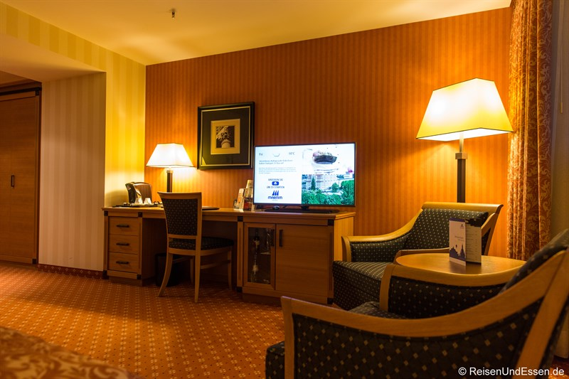 Superior Zimmer im Maritim Hotel Dresden