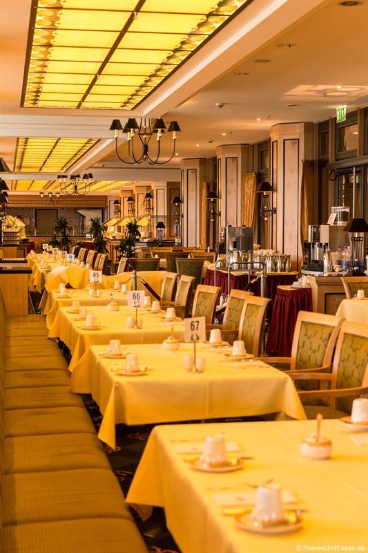 Restaurant Wintergarten im Maritim Hotel Dresden