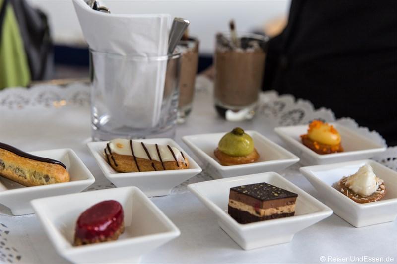 Sweets im Maritim Frankfurt