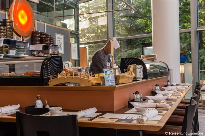 Restaurant SushiSho im Maritim Hotel Frankfurt