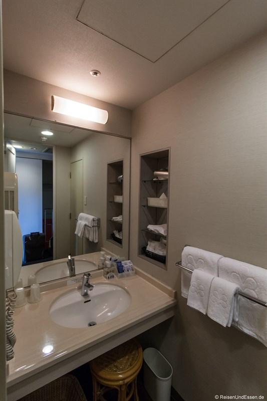 Badezimmer im Hotel Nikko Nara
