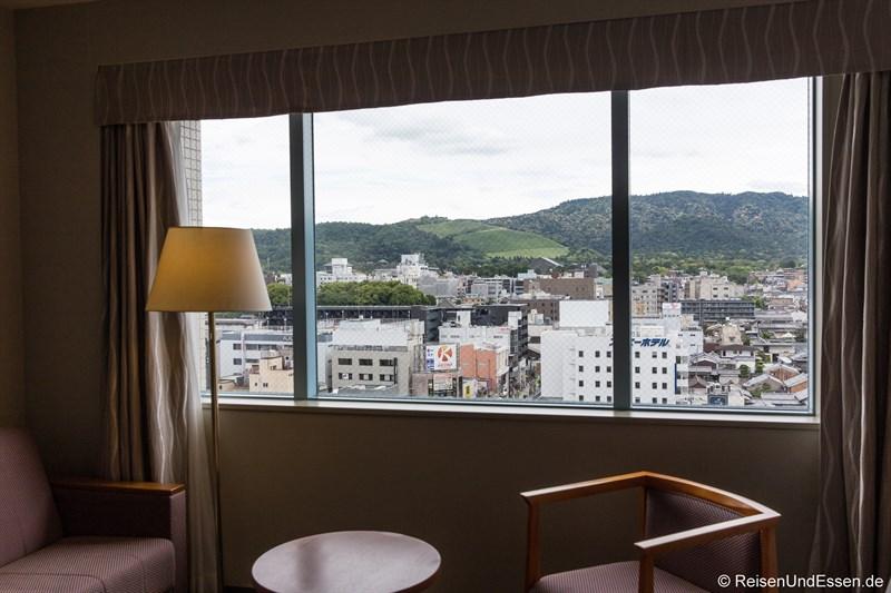 hotel nikko nara zimmer mit aussicht reisen und essen. Black Bedroom Furniture Sets. Home Design Ideas