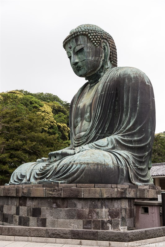 Großer Buddha von Kamakura