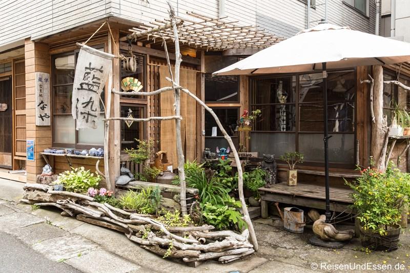 Laden in Kamakura Hase
