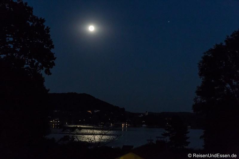 Milde Sommernacht am See - Jahresrückblick 2016