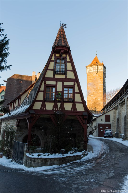 Gerlachschmiede in Rothenburg