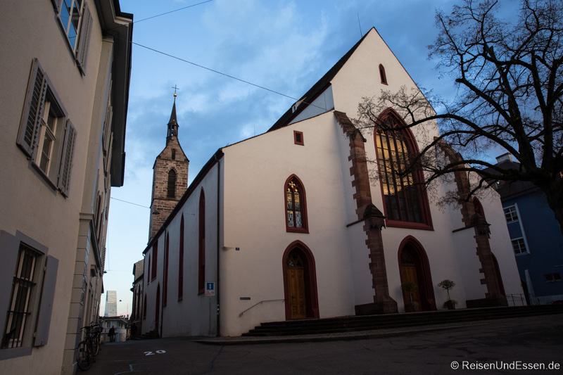 Peterskirche in Basel