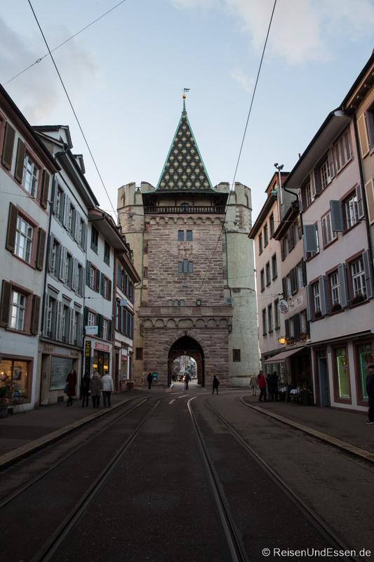Spalentor in Basel