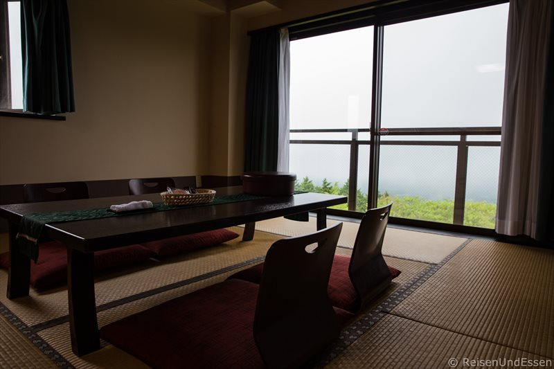 Japanisches Zimmer im Hotel Green Plaza Hakone