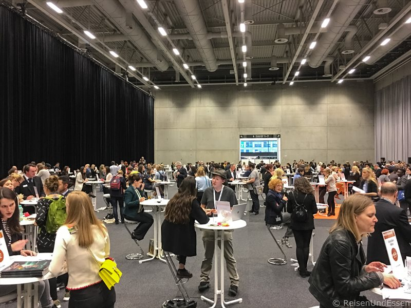 Blogger-Speeddating bei den Highlights auf der ITB 2017