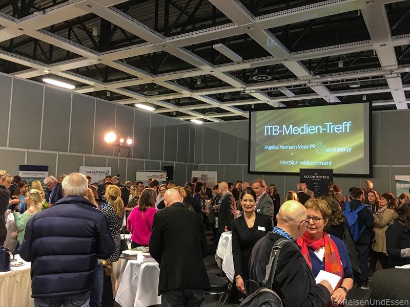ITB-Medientreff bei den Highlights auf der ITB 2017
