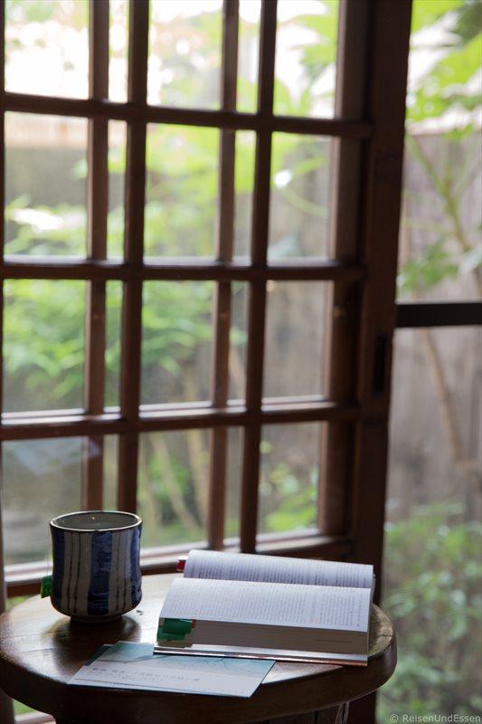 Zimmer im traditionellen Stadthaus in Kyoto