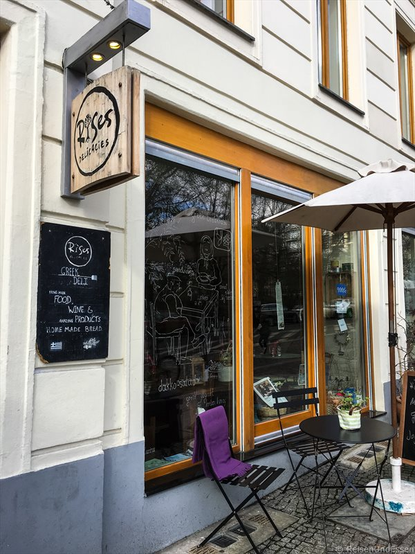 Deli Rises Delicacies in Berlin Mitte